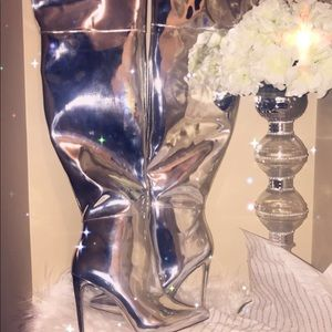 ALDO THIGH High Cherima Boots